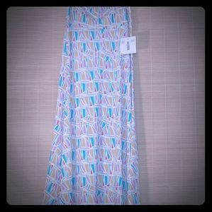 Maxi dress/long skirt by Lularoe, size Small
